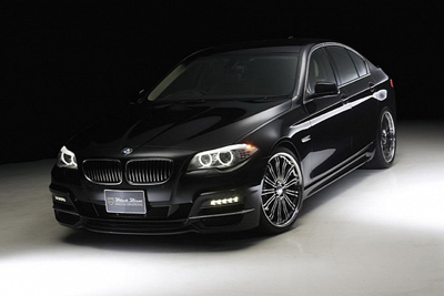 Wald International BMW 5-Series Black Bison