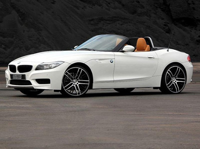 BMW Z4 sDrive35is в тюнинге Kelleners Sport