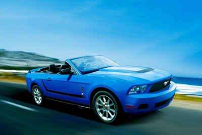 Японский Ford Mustang V6 Sport Appearance