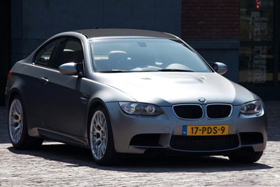 Competition Package для BMW M3 Coupe